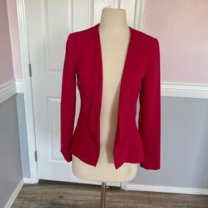 forever 21 contemporary hot pink blazer XS